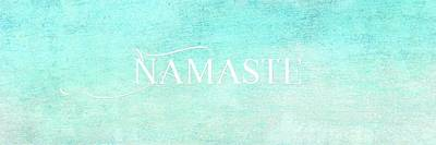 Digital Art - Namaste 10 by Paulette B Wright
