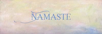 Digital Art - Namaste 7 by Paulette B Wright
