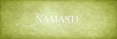 Digital Art - Namaste 8 by Paulette B Wright