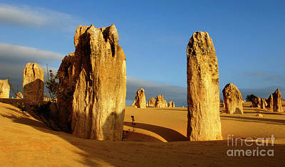 Photograph - Nambung Desert Australia 11 by Bob Christopher
