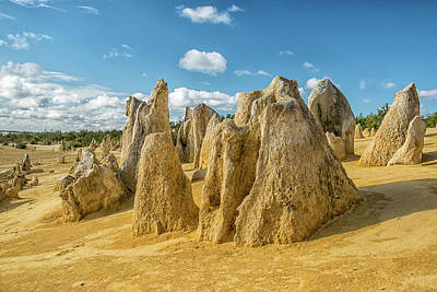 Photograph - Nambunk Pinnacles by Martin Capek