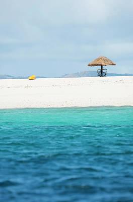 Photograph - Namotu Beach by Brad Scott