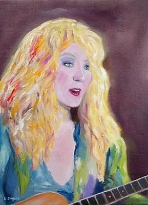 Nancy Wilson Original by Liz Snyder