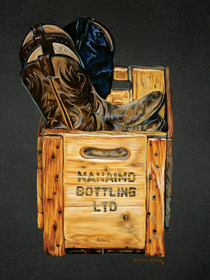 Naniamo Bottling Ltd Original by Marni Koelln