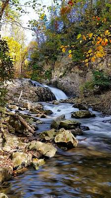 Photograph - Nantahala Autumn by Joe Duket