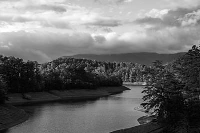 Photograph - Nantahala River Blue Ridge Mountains by Kelly Hazel