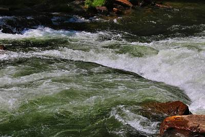 Photograph - Nantahala River by Kathryn Meyer