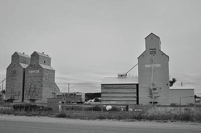 Photograph - Nanton by Joe Burns
