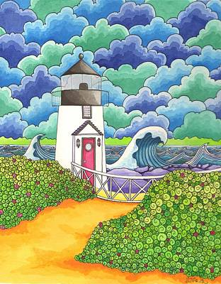 Nantucket Original by Denyse Dar