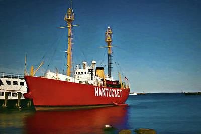 Photograph - Nantucket by Maria Coulson