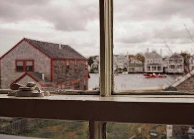 Boat Photograph - Nantucket October by JAMART Photography