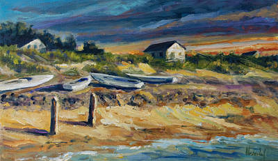 Nantucket Art Print