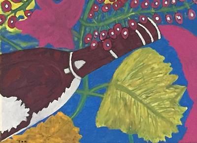 Napa Valley Tastings Art Print