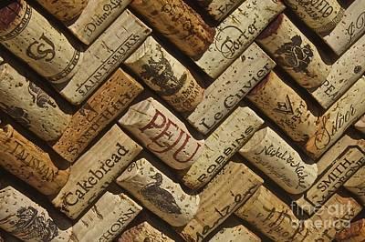 Photograph - Napa Wine Coks by Anthony Jones