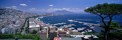 Napoli Photograph - Naples Italy by Panoramic Images