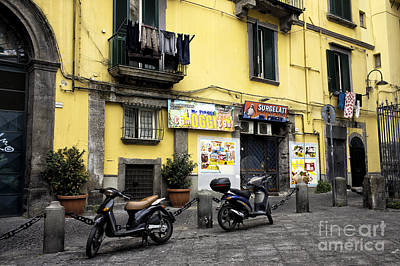 Photograph - Naples Neighborhood by John Rizzuto