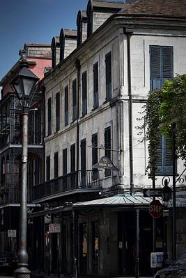 Photograph - Napoleon House New Orleans by Nadalyn Larsen