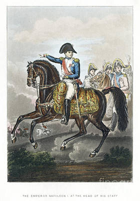Drawing - Napoleon I  by Granger