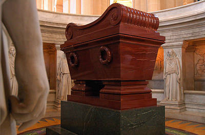 Photograph - Napoleon's Tomb by Mick Burkey