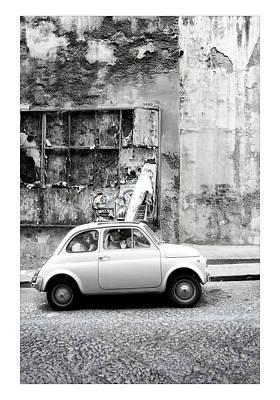 Napoli Art Print by Marco Hietberg