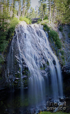 Photograph - Narada Falls by Deborah Klubertanz