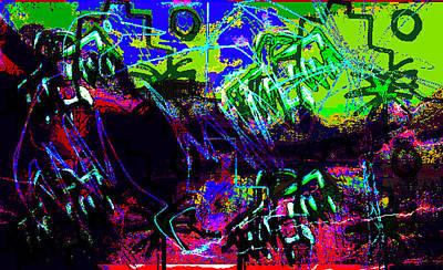 Paul Klee Painting - Naram-sin  by Paul Sutcliffe