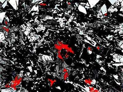 Freud Digital Art - Narcissistic Injury by Ricardo Mester