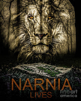 Photograph - Narnia Lives by Michael Arend