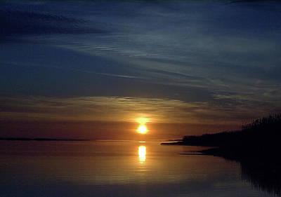 Photograph - Narrow Bay I V by Newwwman