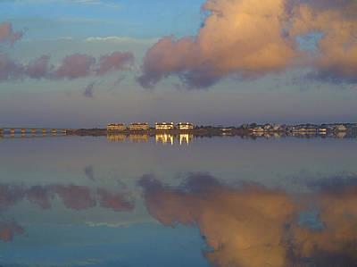 Photograph - Narrow Bay Sunrise by Newwwman