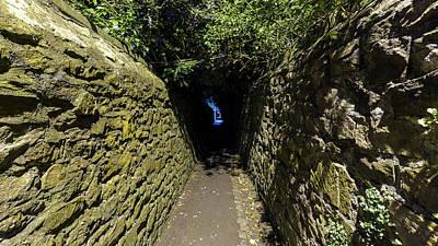 Photograph - Narrow Passageway B by Jacek Wojnarowski