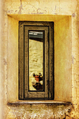 Narrow Reflections Art Print