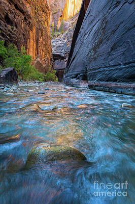 Photograph - Narrows Flow by Inge Johnsson