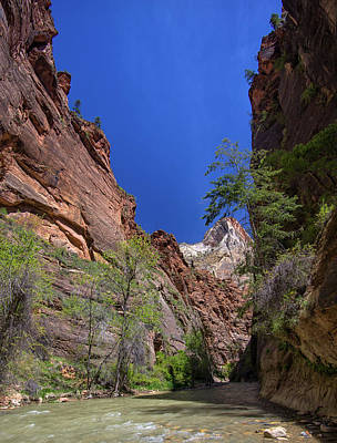 Photograph - Narrows View by Art Cole