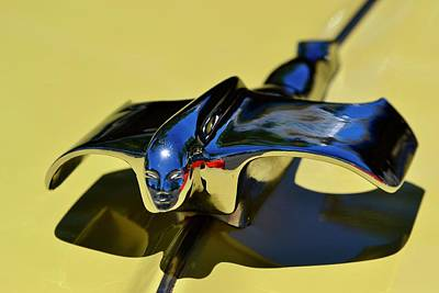 Photograph - Nash Hood Ornament by Dean Ferreira