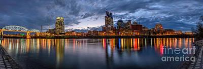 Photograph - Nashville by Anthony Heflin