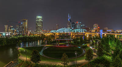 Photograph - Nashville  by Bryan Xavier