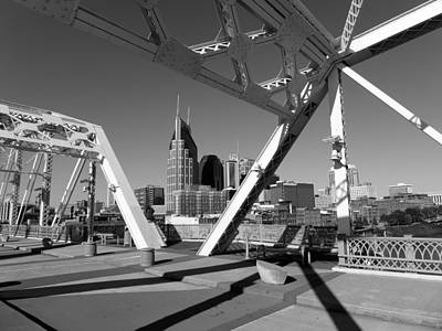 Photograph - Nashville by Keith McGill