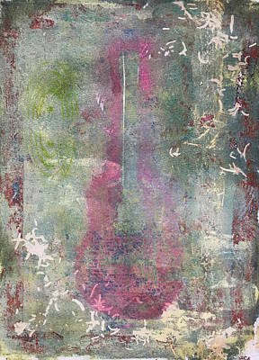 Mixed Media - Nashville by Susan Richards