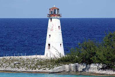 Photograph - Nassau, Bahamas Lighthouse by Mercedes Martishius