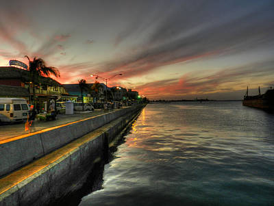 Photograph - Nassau Hdr 001 by Lance Vaughn