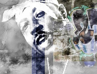 Nate Graffitti 6 Art Print by Jani Heinonen
