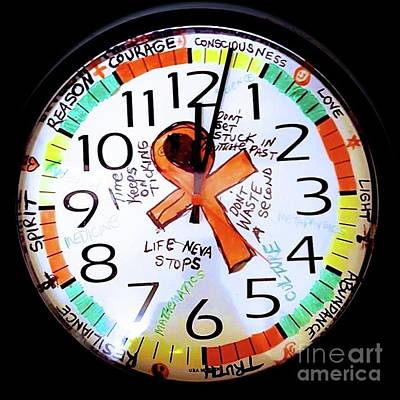 Liberal Painting - Nation Time by Tony B Conscious