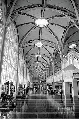 Photograph - National Airport D C A by John S