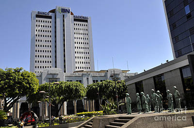 Photograph - National Bank Of Costa Rica by Andrew Dinh