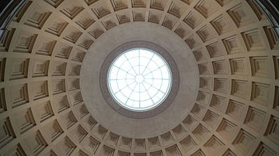 Photograph - National Gallery Of Art Dome by Jared Windler