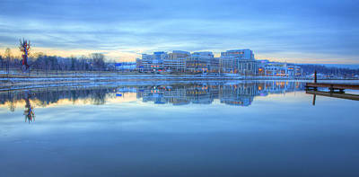 Photograph - National Harbor Md by JC Findley