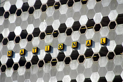 Photograph - National by Jez C Self