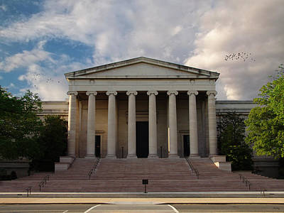 Photograph - National Gallery Of Art - Washington D. C. by Glenn McCarthy Art and Photography