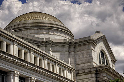 Dramatic Photograph - National Museum Of Natural History by Greg Mimbs